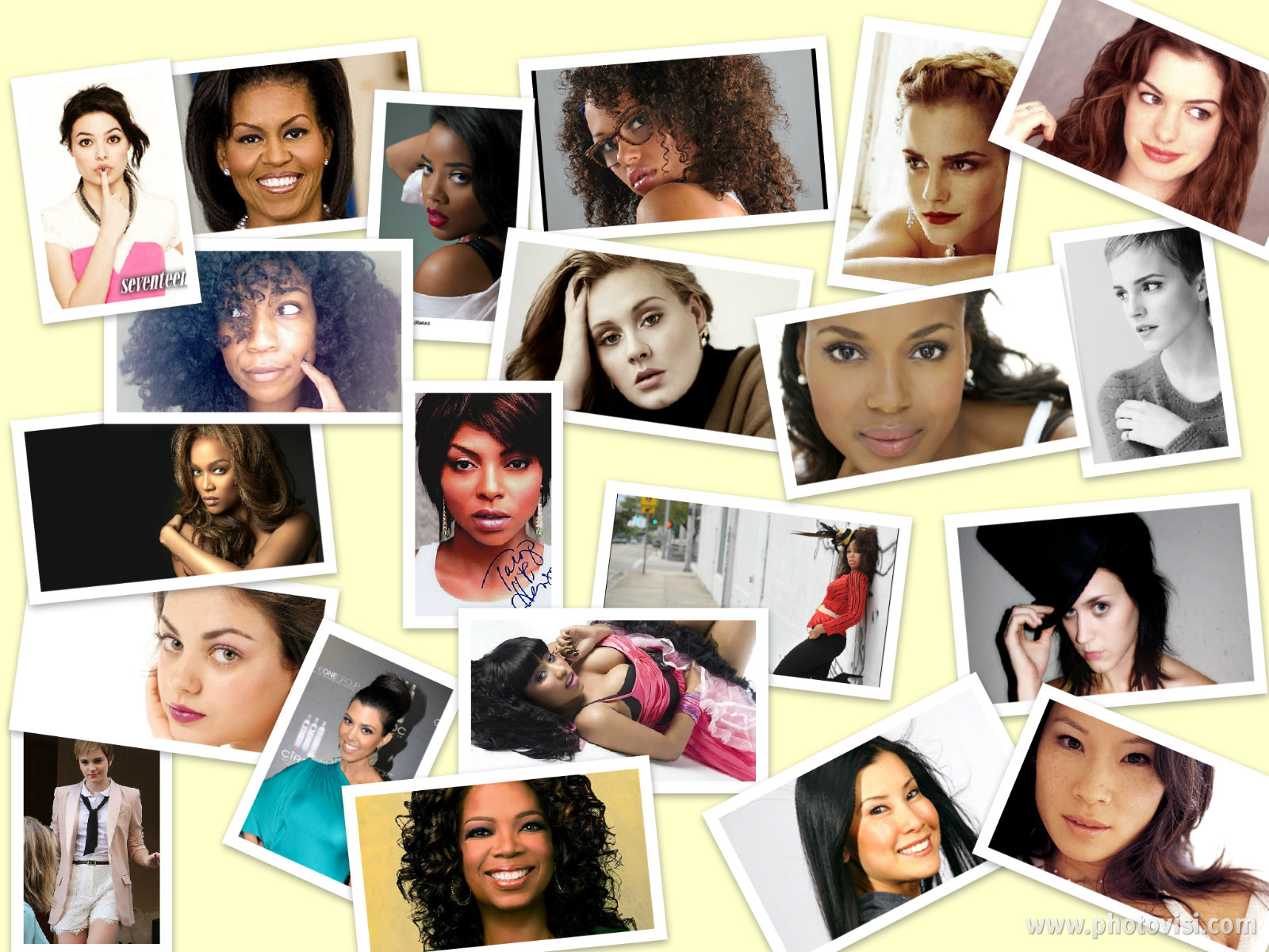Just some of my Favorite Ladies