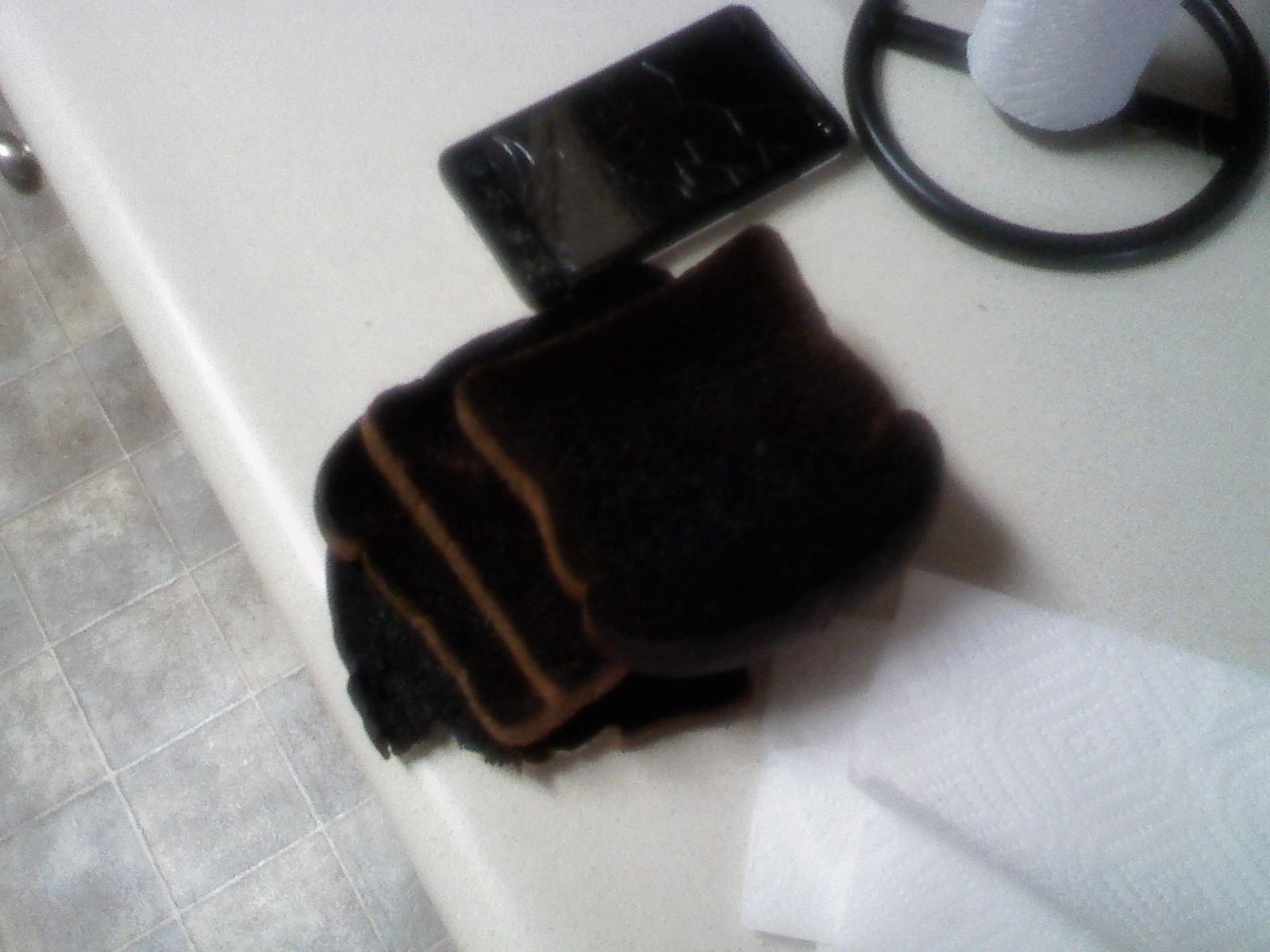 My Toast :[