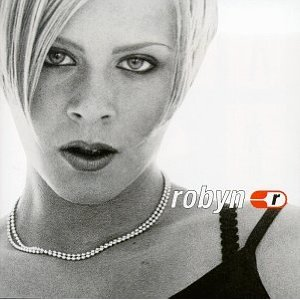 Singer/songwriter Robyn